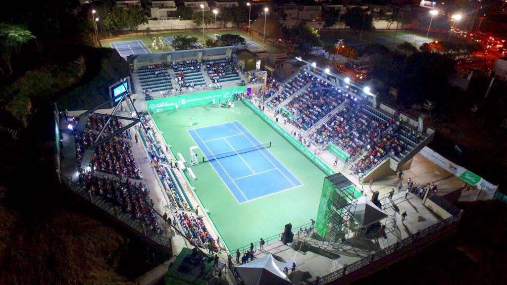 Resultado de imagen para parque raquetas barranquilla