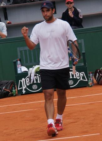 Juan S Cabal - Roland Garros