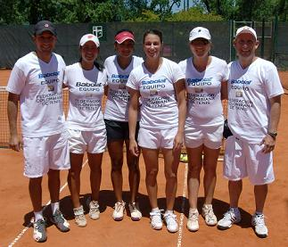 Equipo Colombia Fed Cup